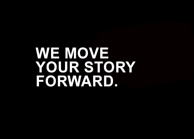 We move your story